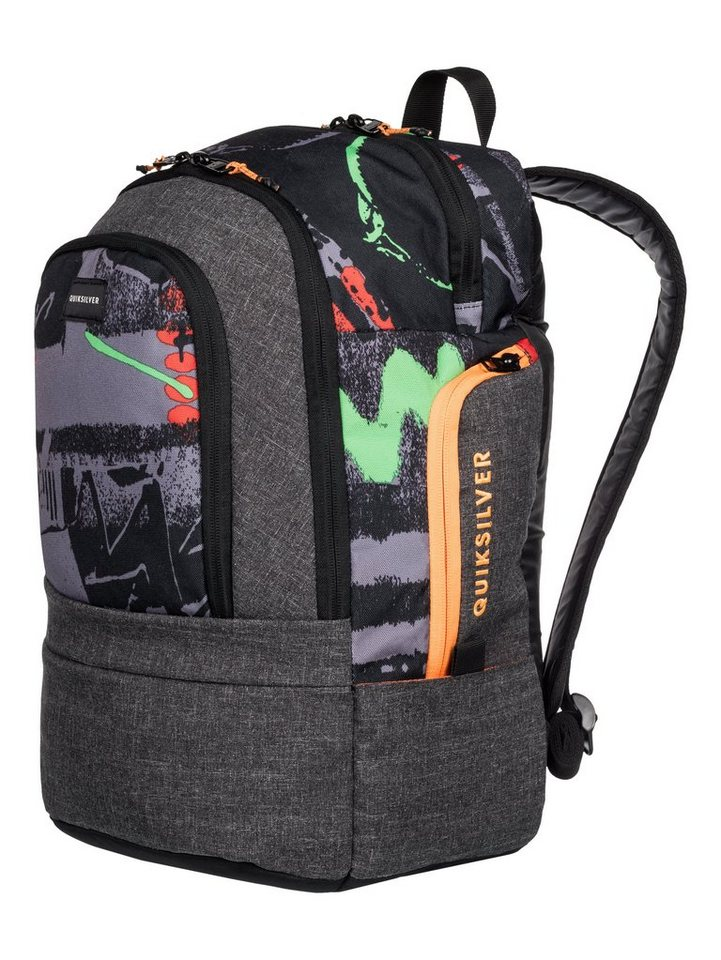 Quiksilver mittelgroßer Rucksack »1969 Special« in Lime punch