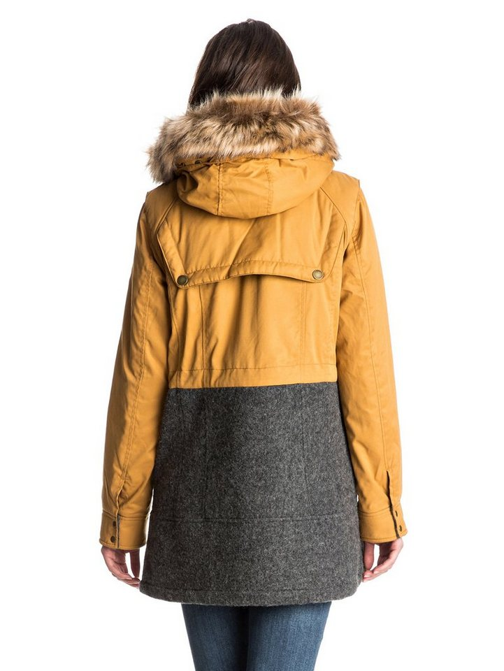 Roxy Parka »Anzoras Land« in Bone brown