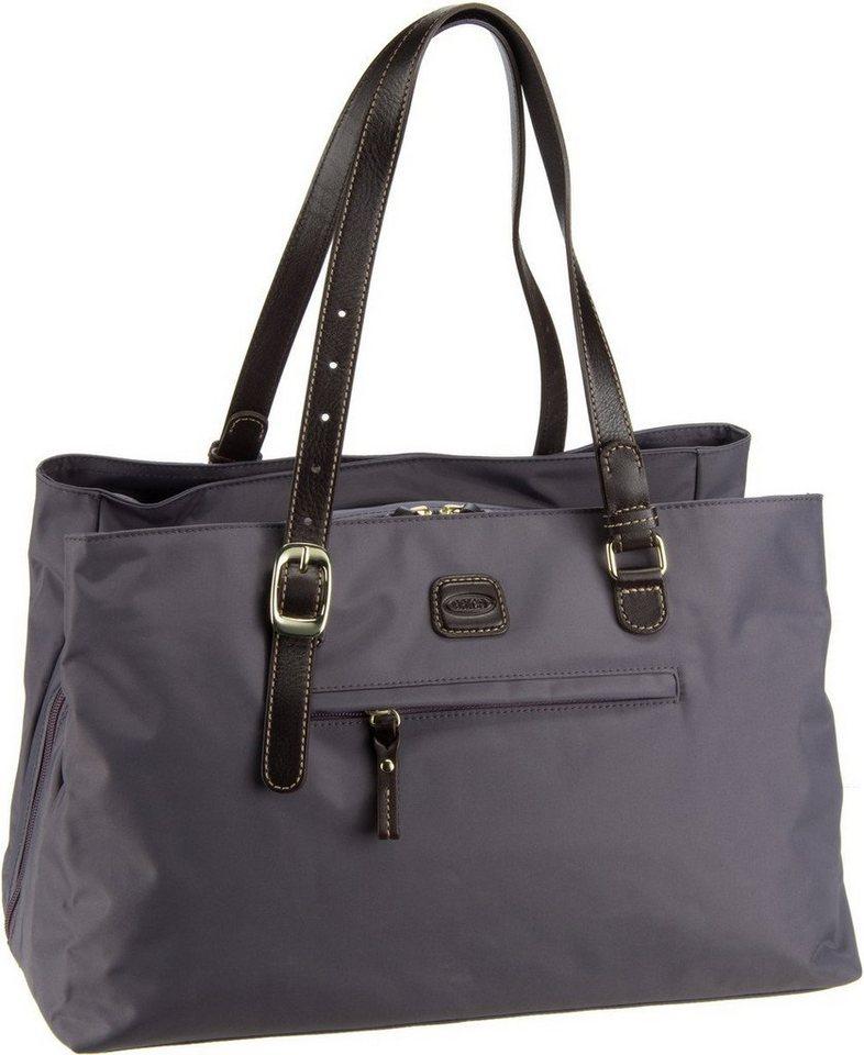 Bric's X-Bag Shopping 40 in Grigio