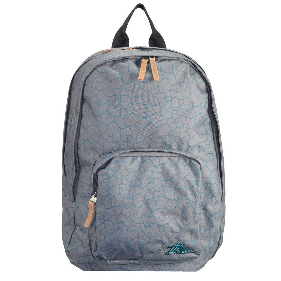 High Sierra Urban Packs Penk2 Rucksack 46 cm Laptopfach in cracks grey