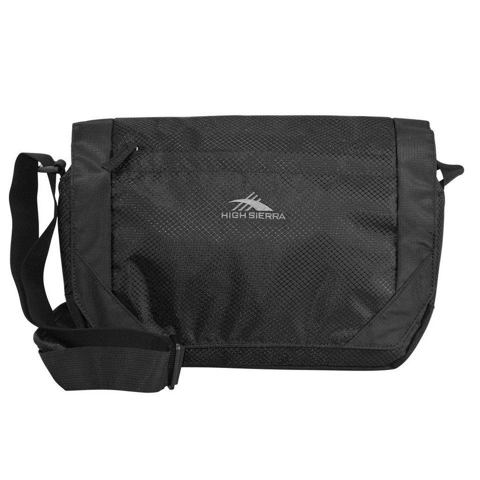 High Sierra Sportive Packs Venado Messenger 34 cm in black