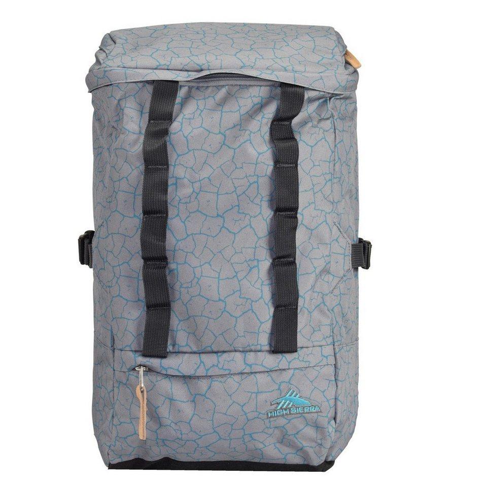 High Sierra Urban Packs Torso Rucksack 51 cm Laptopfach in cracks grey