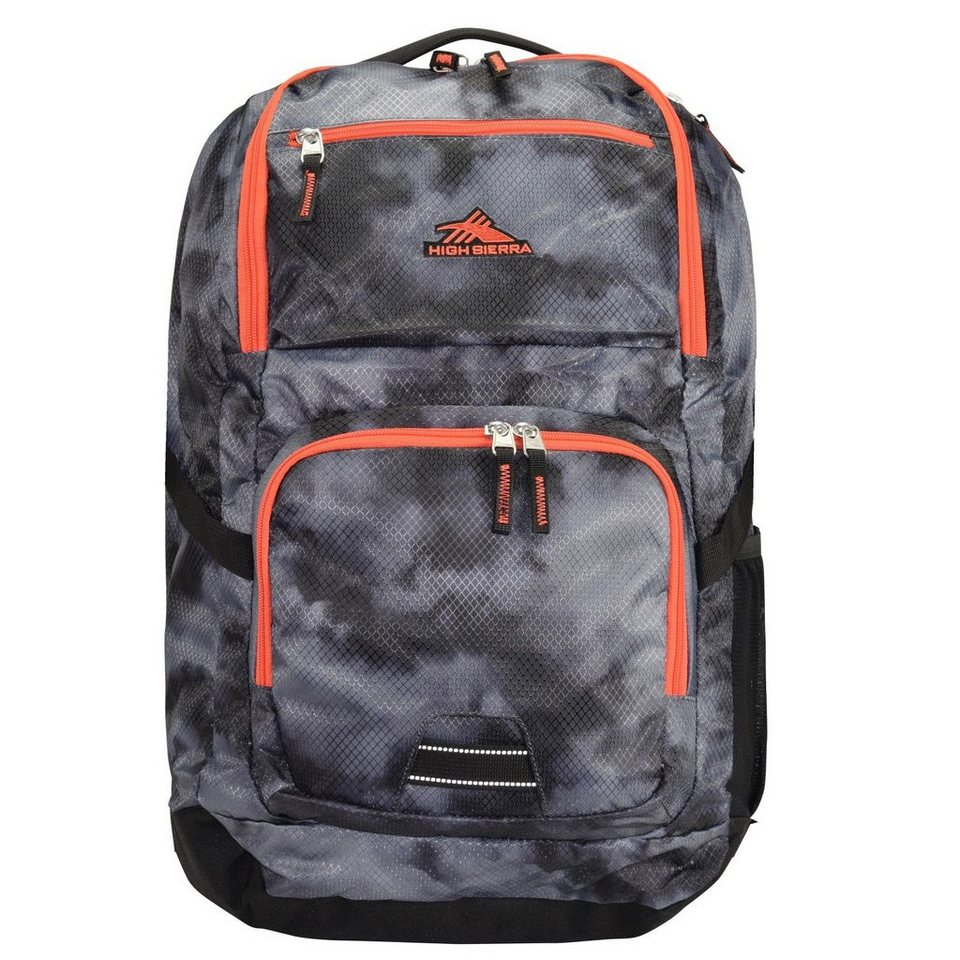 High Sierra Sportive Packs Kelso Rucksack 51 cm Laptopfach in storm grey