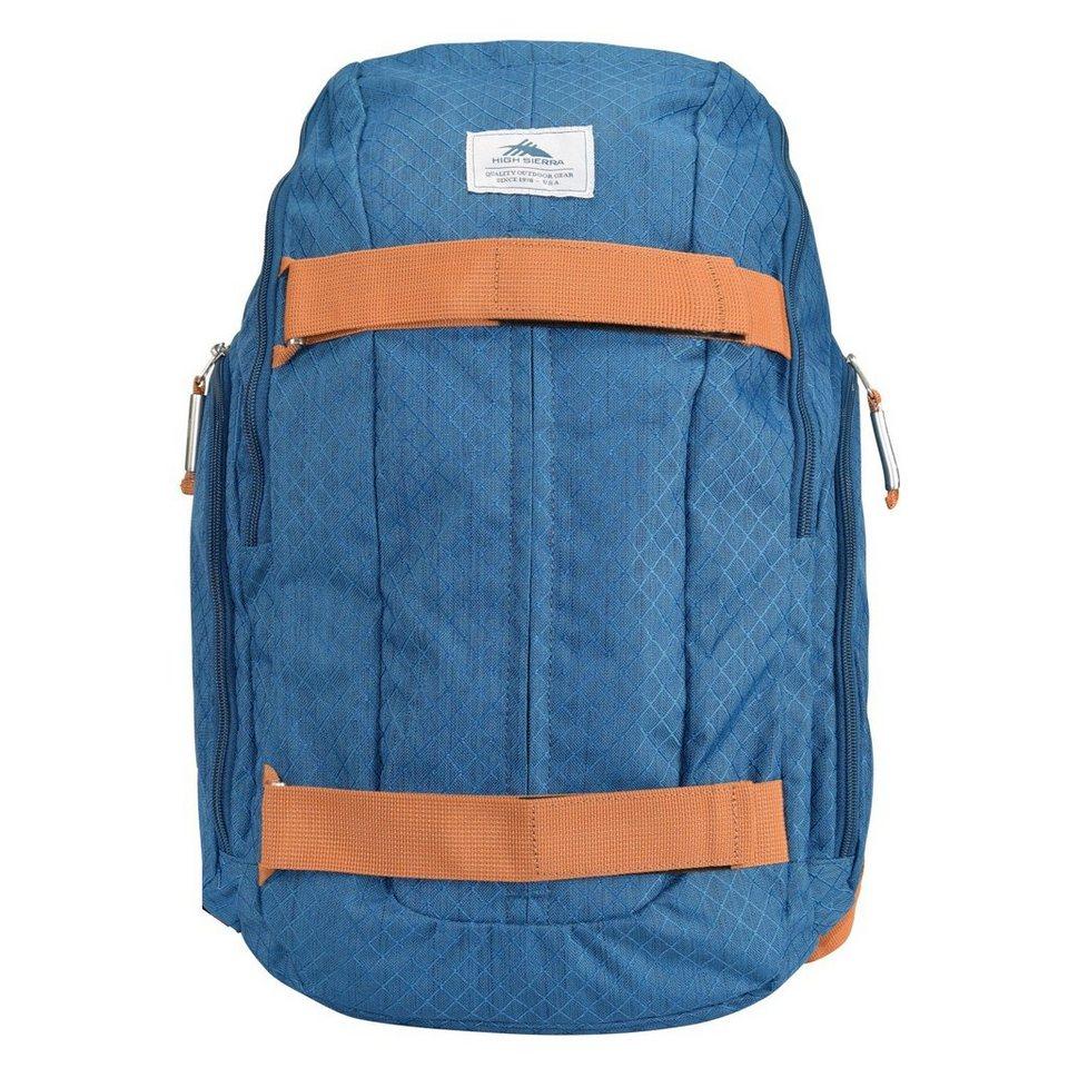 High Sierra Escape Packs Algiers Rucksack 48 cm Laptopfach in petrol blue