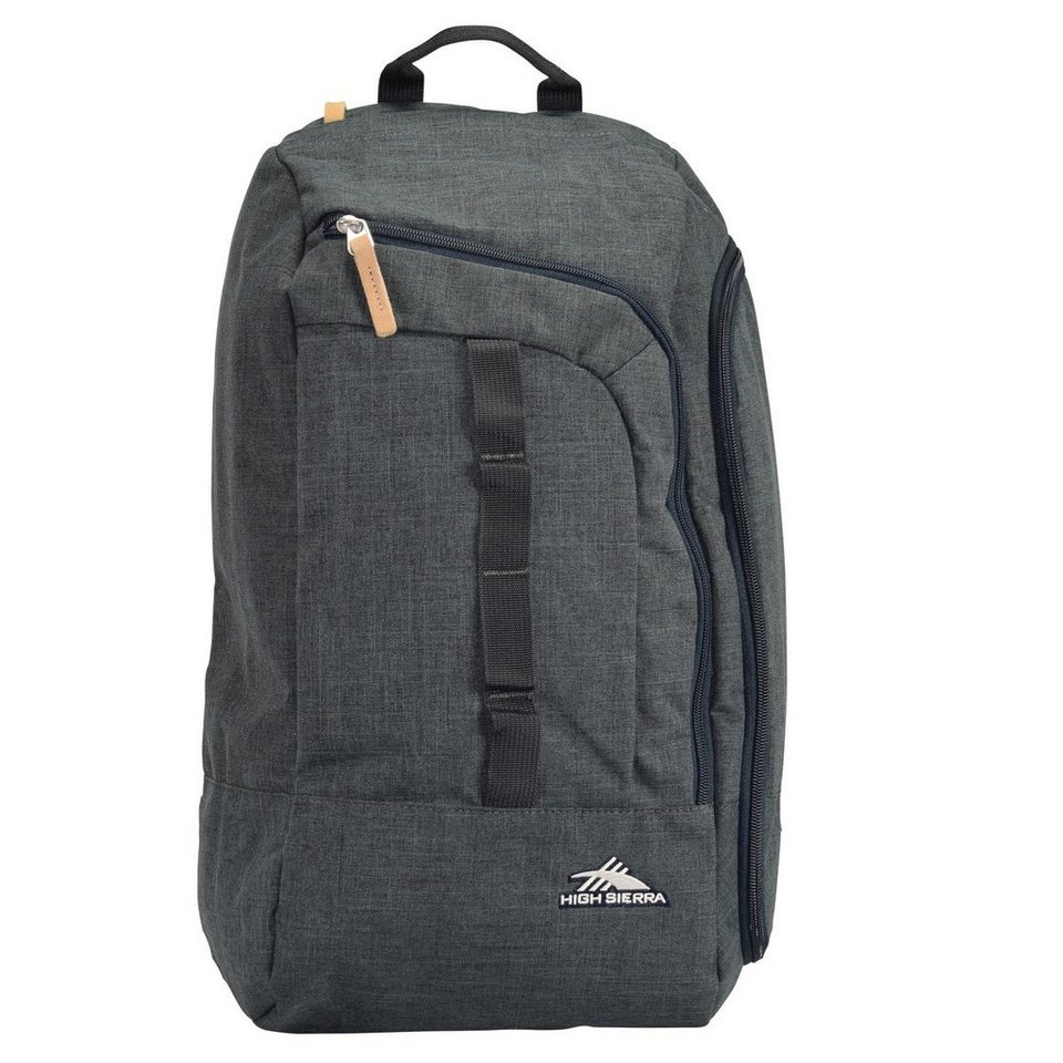 High Sierra Urban Packs Kalu Rucksack 49 cm Laptopfach in dark grey charcoal