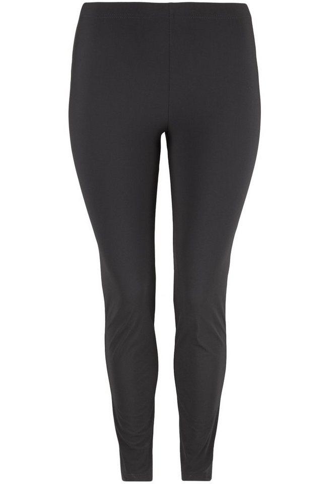 Doris Streich Leggings »SLIM FIT« in schwarz