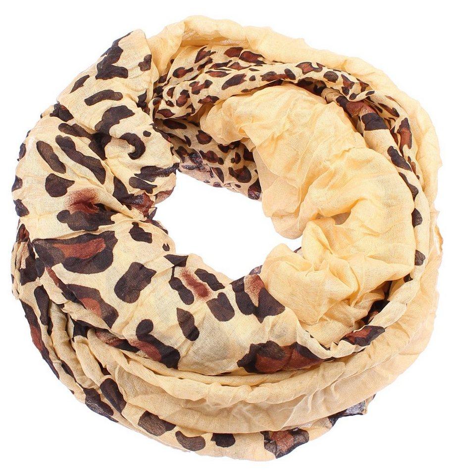 myMO Loop in leo beige