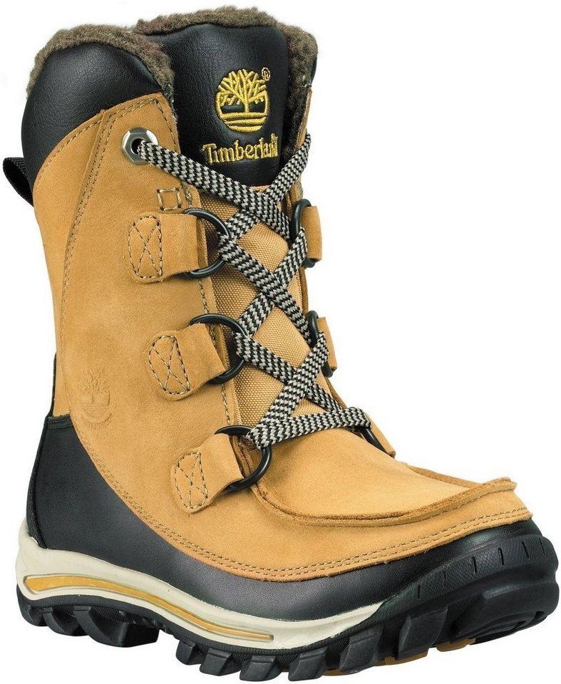 Timberland Stiefel »Chillberg Rime Ridge HP WP Junior« in beige