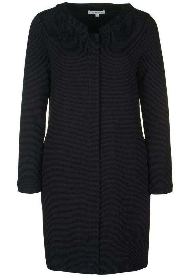 Blaumax Mantel »BROOKE« in black