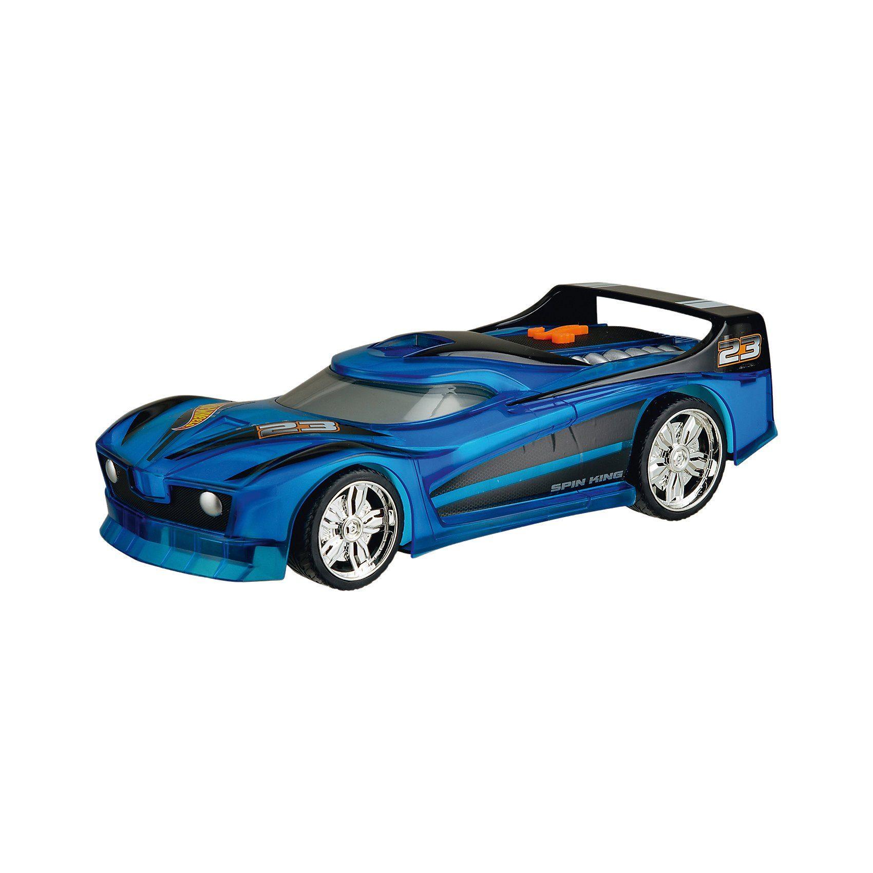 Nikko RC Fahrzeug Hot Wheels Hyper Racer, Spin King