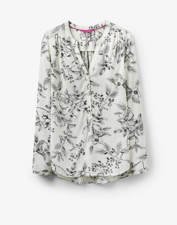 Tom Joule Bluse »ROSAMUND« in Cream Winterberry
