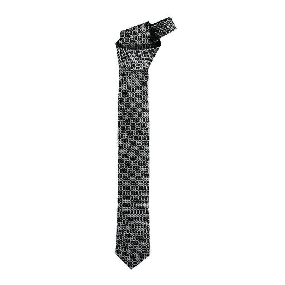 engbers Krawatte in Schwarz