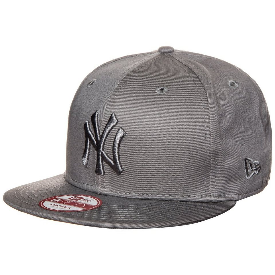 New Era 9FIFTY MLB League Essential New York Yankees Cap in grau