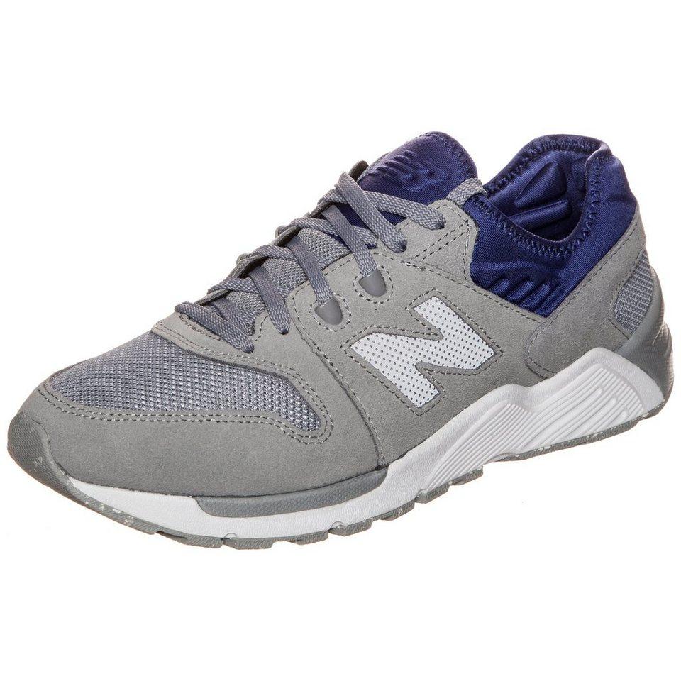 NEW BALANCE ML009-SG-D Sneaker Herren in grau / lila