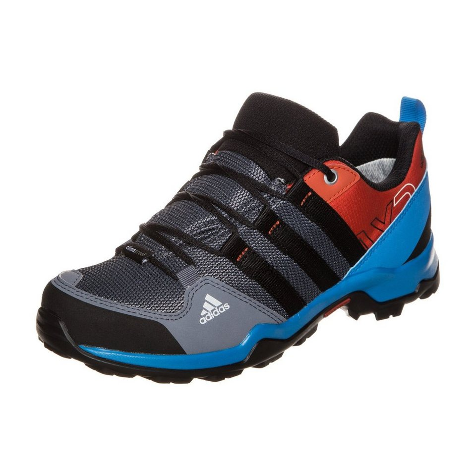 adidas Performance AX2 ClimaProof Outdoorschuh Kinder in schwarz / rot / blau
