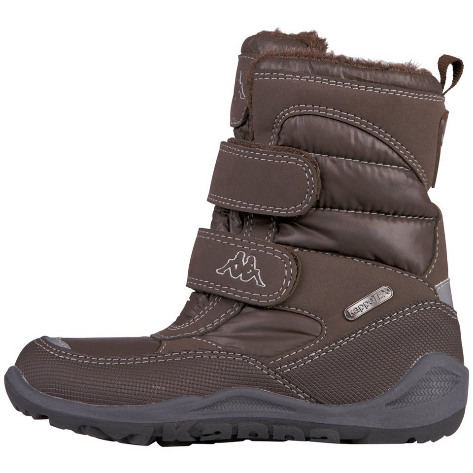 KAPPA Stiefel »TUNDRA TEX KIDS« in brown