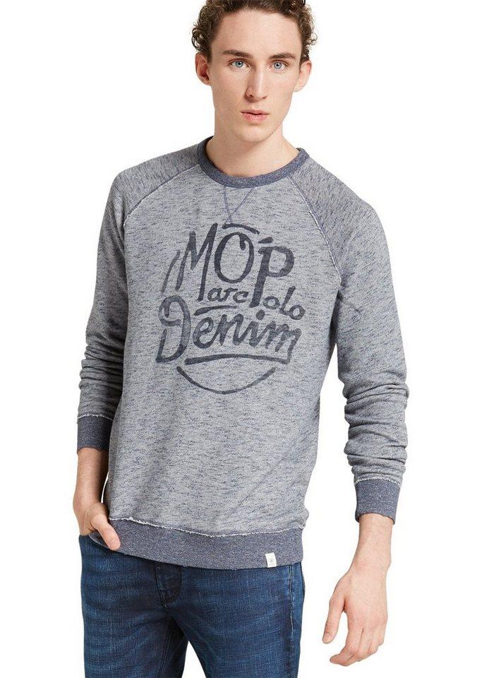 Marc O'Polo DENIM Sweatshirt in 886 midnight blue