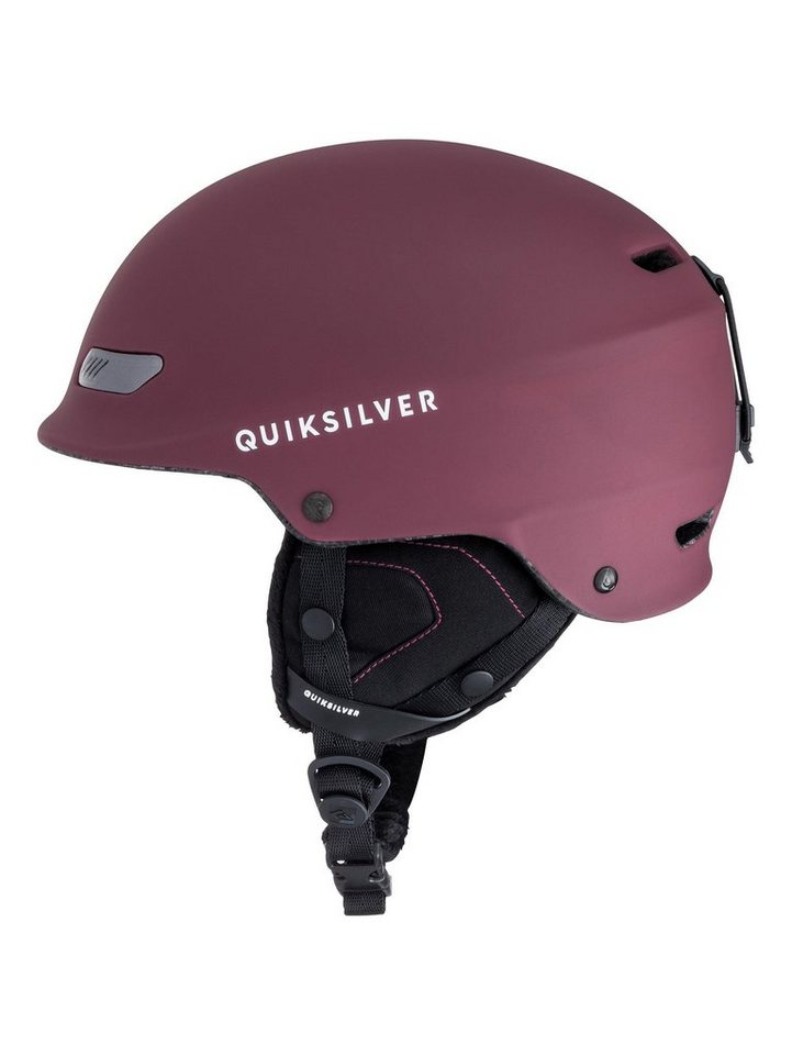 Quiksilver Snowboard Helm »Wildcat« in Pomegranate