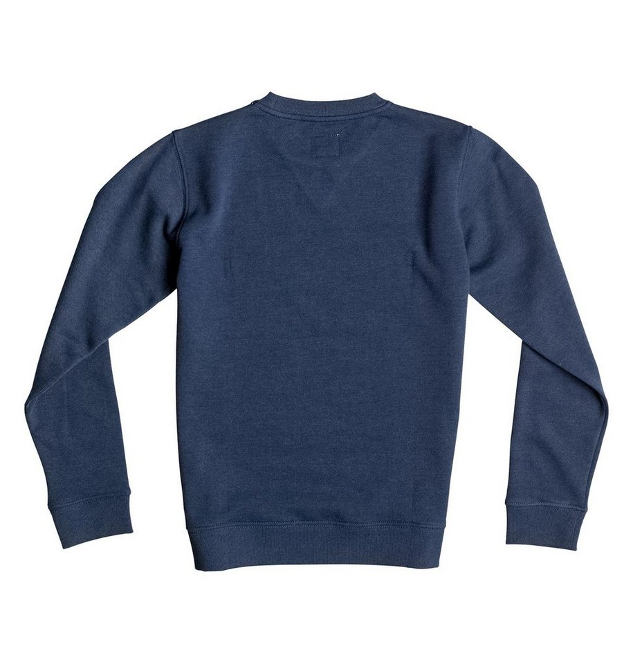 DC Shoes Sweatshirt »Rebel« in Mazarine blue