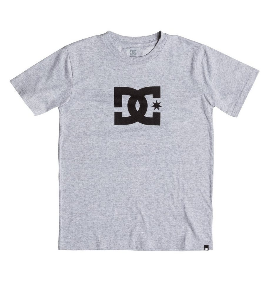 DC Shoes T-Shirt »Star« in Steel gray
