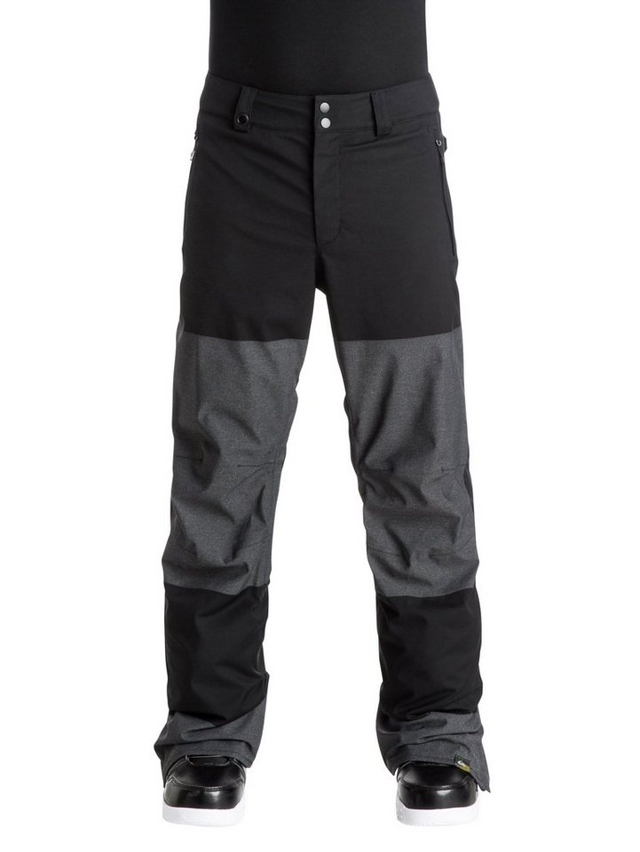 Quiksilver Snow-Hose »Stamp« in Anthracite