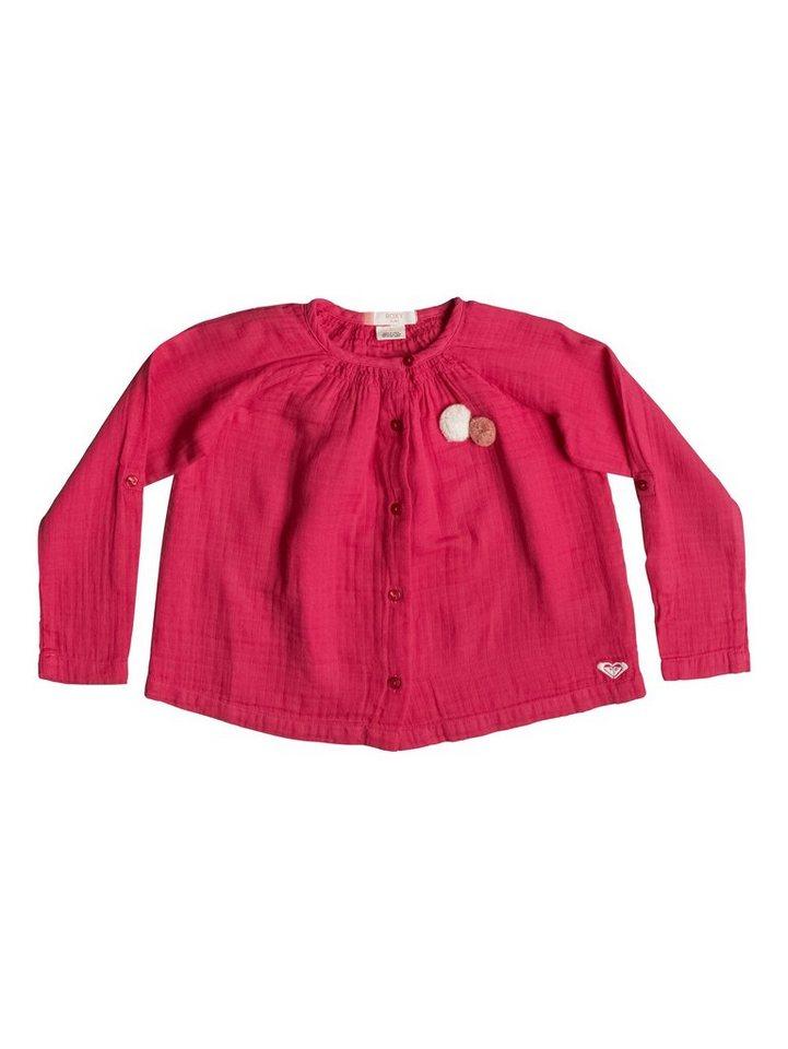 Roxy Langarm-Bluse »Mildura« in Paradise pink