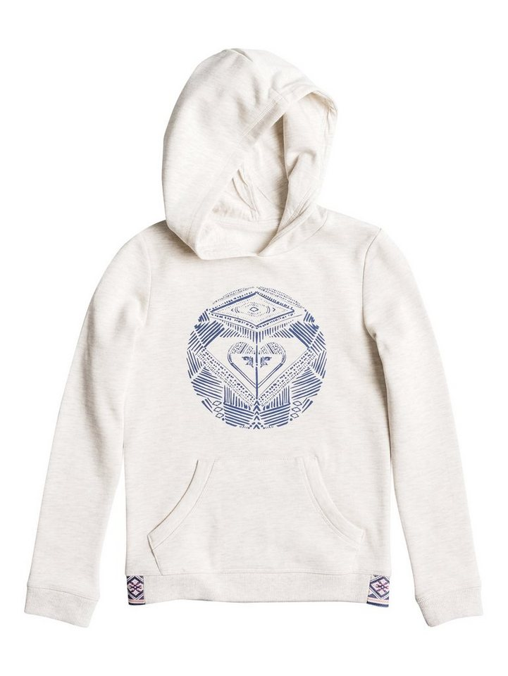 Roxy Hoodie »Riding Owls Dancing On« in Sandshell