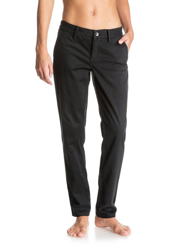 Roxy chino »Sunkissers« in Anthracite