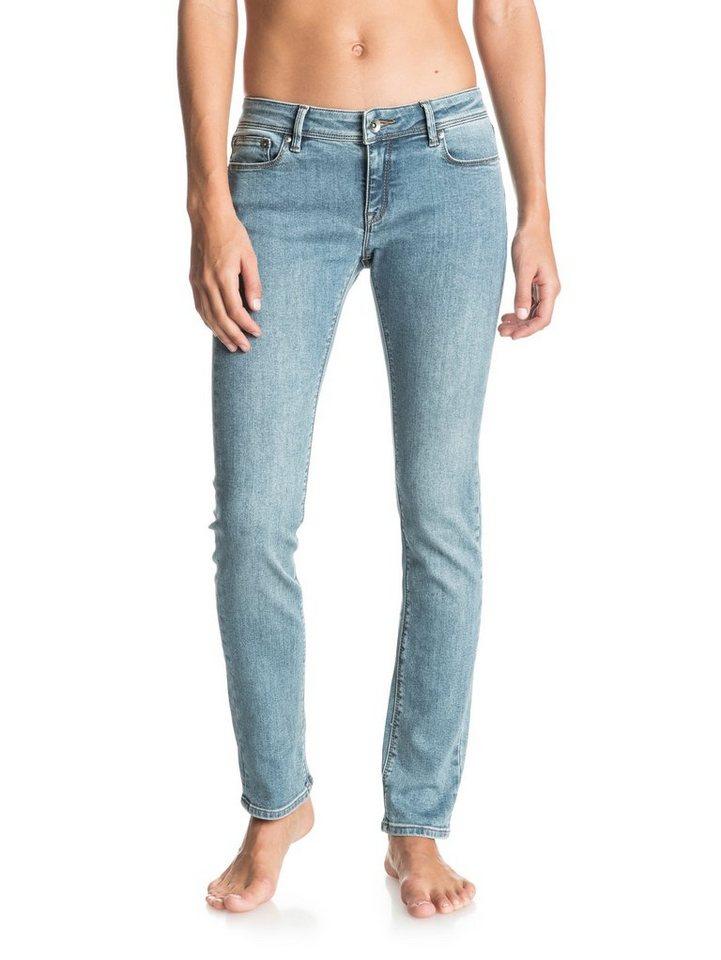 Roxy Skinny Fit jean »Suntrippers Vintage Wash« in Ensign blue