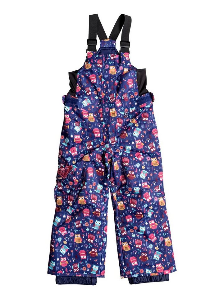 Roxy Snow-Latzhose »Lola Printed« in Blue print