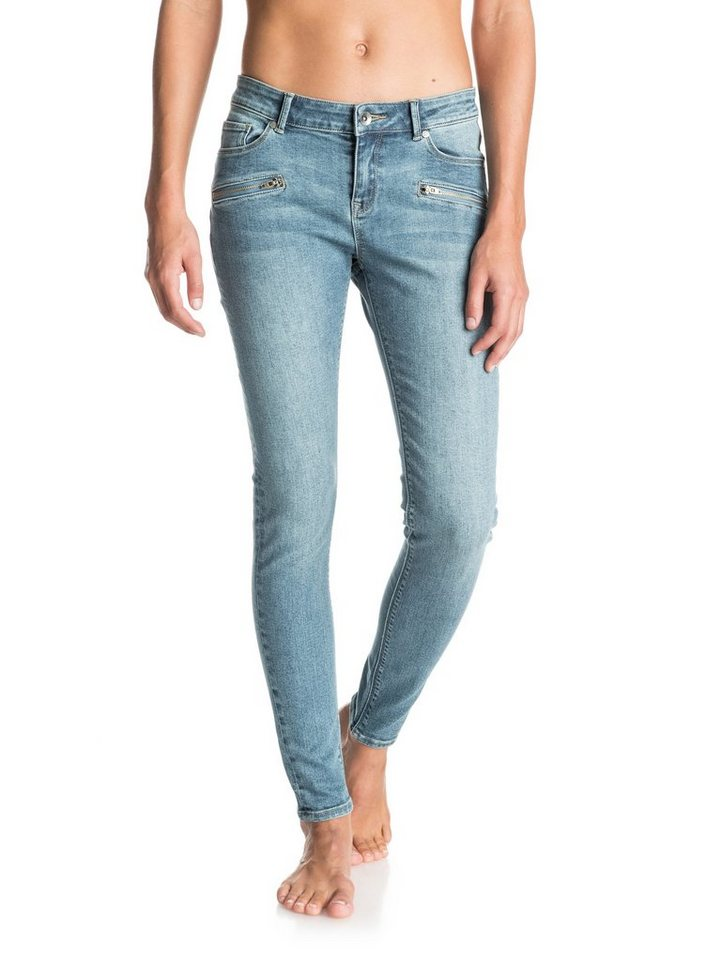 Roxy Skinny Fit jean »For Cassidy Vintage« in Faience