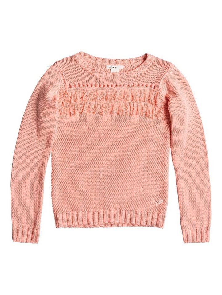 Roxy Sweater »Carnival Town« in Peach amber