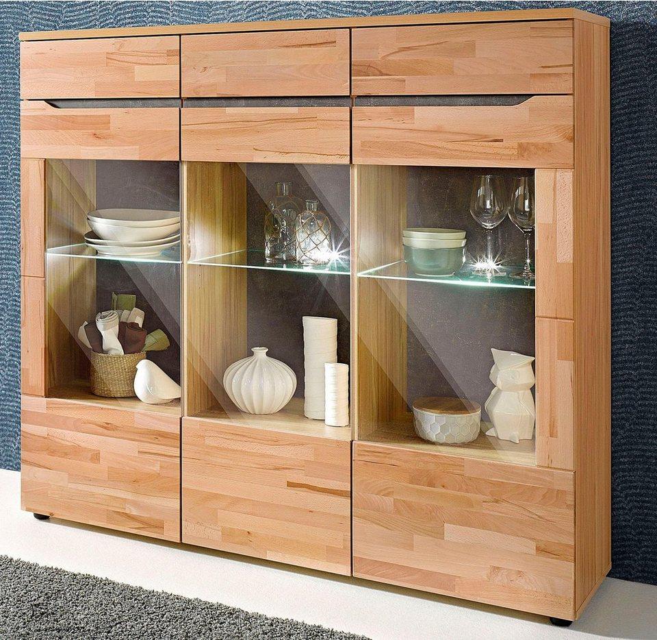 highboard breite 145 cm online kaufen otto. Black Bedroom Furniture Sets. Home Design Ideas