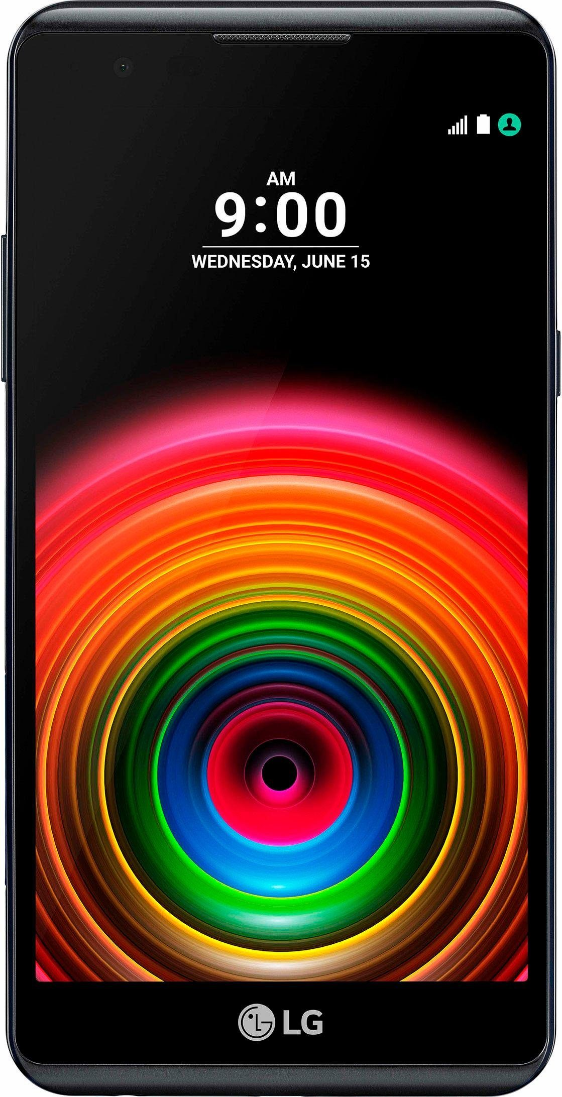 LG X Power Smartphone, 13,5 cm (5,3 Zoll) Display, LTE (4G), Android 6.0 (Marshmallow)