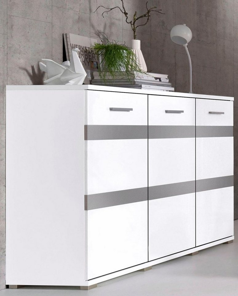 sideboard breite 135 cm online kaufen otto. Black Bedroom Furniture Sets. Home Design Ideas