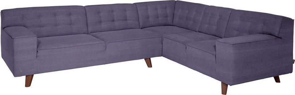 tom tailor ecksofa nordic chic im retrolook f e. Black Bedroom Furniture Sets. Home Design Ideas