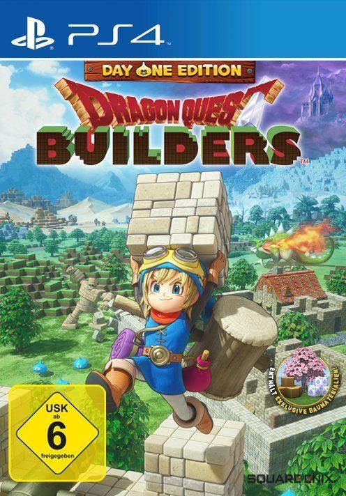 SquareEnix Dragon Quest Builders D1 Edition »PS4«