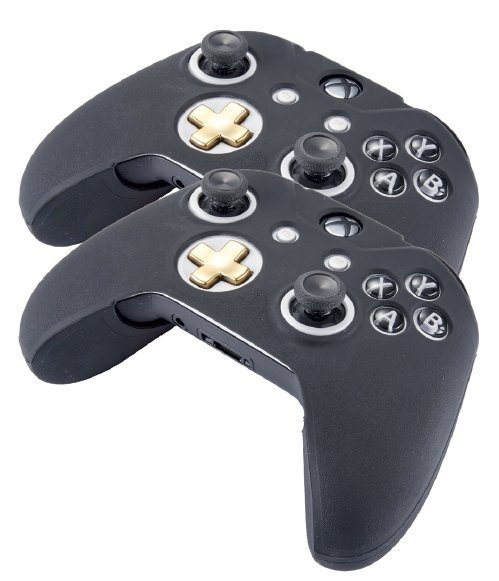 BIGBEN Silicon Glove (2 Schutzhüllen) »(XBox One)«