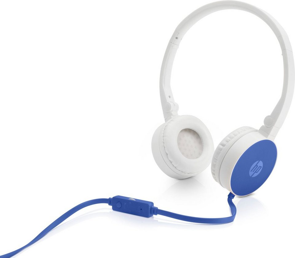 HP Headset »2800 STEREO DF BLUE HEADSET«