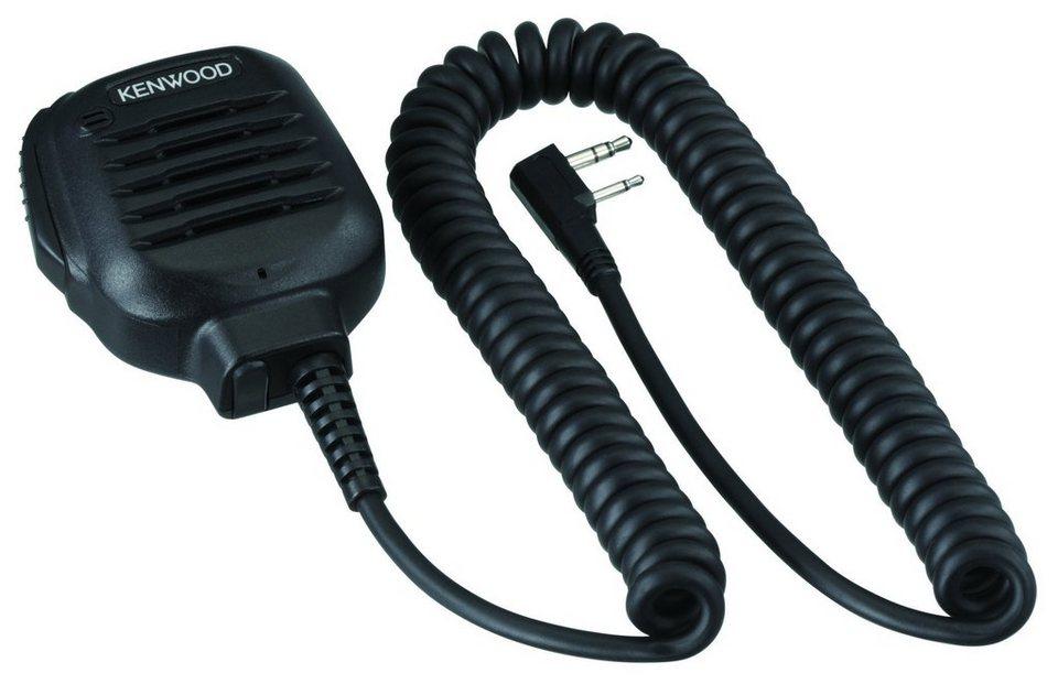 Kenwood Lautsprechermikrofon »KMC-45DW« in schwarz