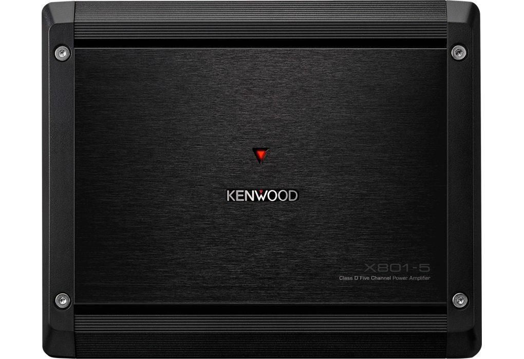 Kenwood Endstufe Fünf-Kanal »X8015«