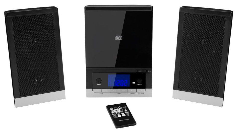 MEDION® Microanlage mit CD, Radio und Weckfunktion »LIFE® E64704 (MD 43198)«