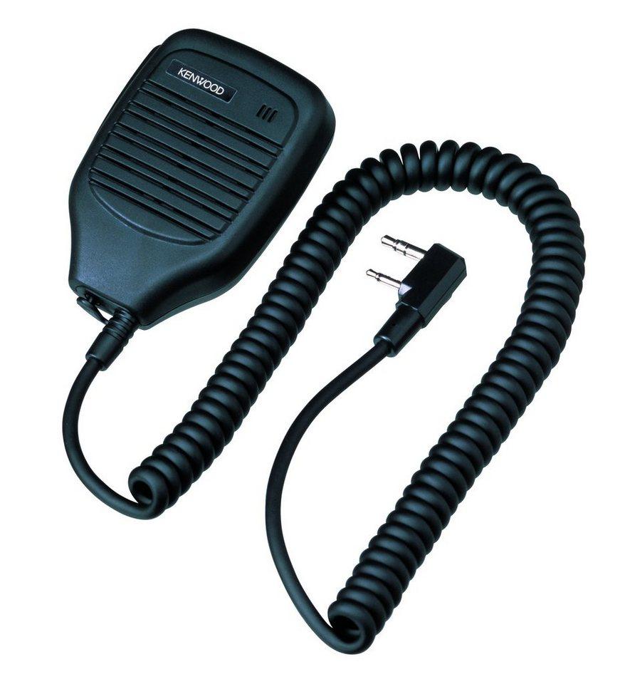 Kenwood Lautsprechermikrofon »KMC-21M« in schwarz
