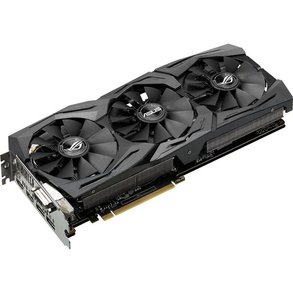 ASUS Grafikkarte »GeForce GTX 1060 STRIX OC GAMING«