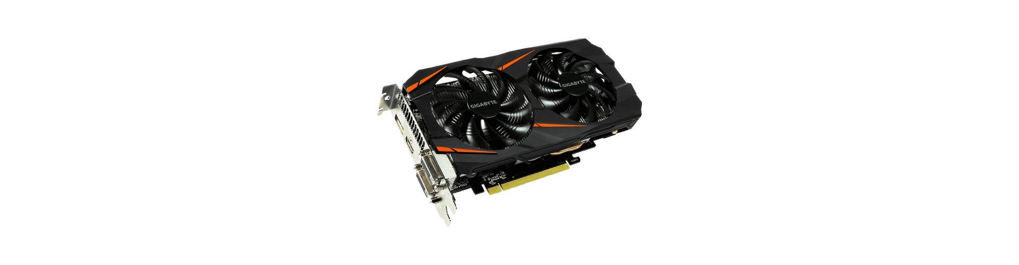 GIGABYTE Grafikkarte »GeForce GTX 1060 Windforce OC 3G«