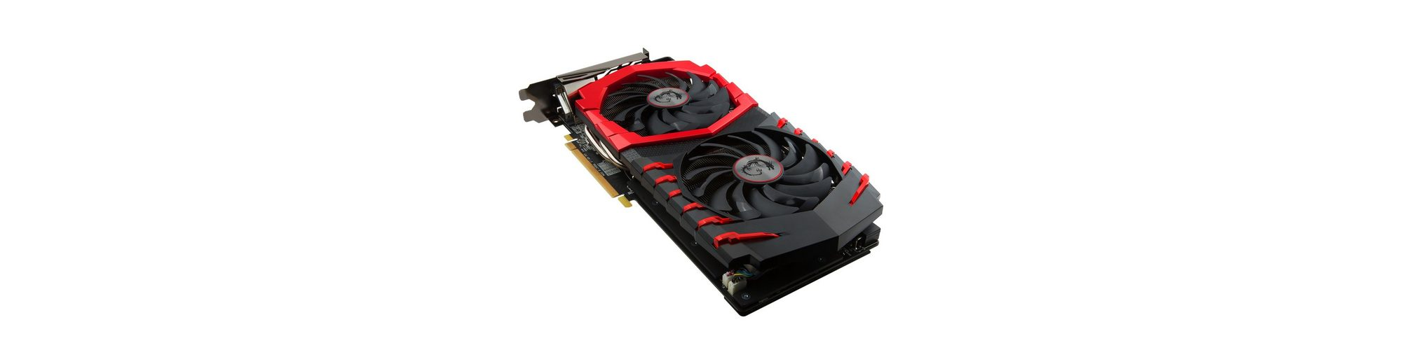 MSI Grafikkarte »Radeon RX 480 Gaming X 8G«