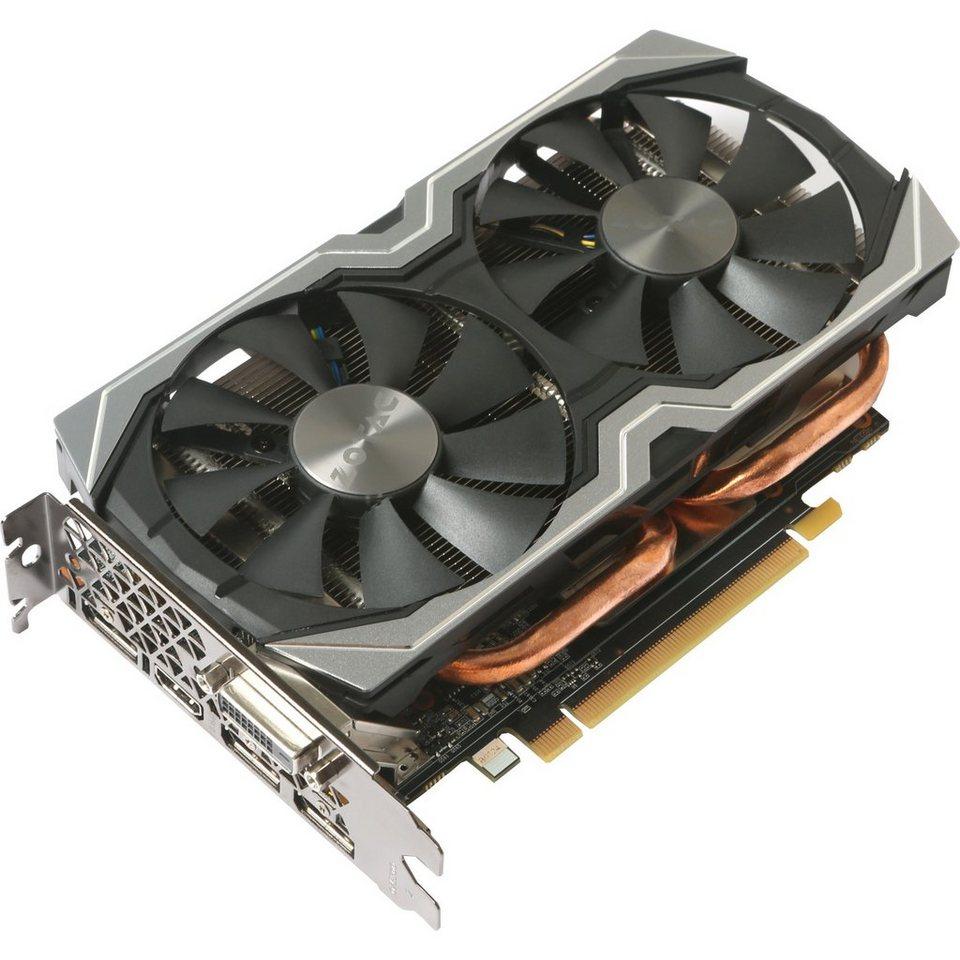 ZOTAC Grafikkarte »GeForce GTX 1060 AMP! Edition«