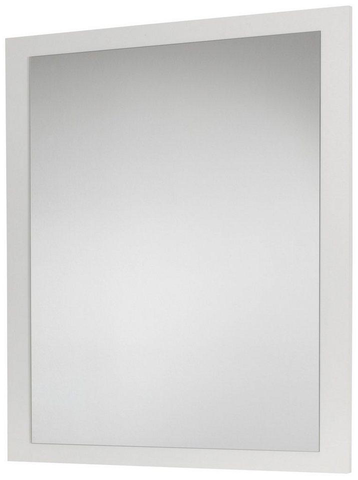 Spiegel / Badspiegel »Basic« Breite 58,5 cm  in weiß