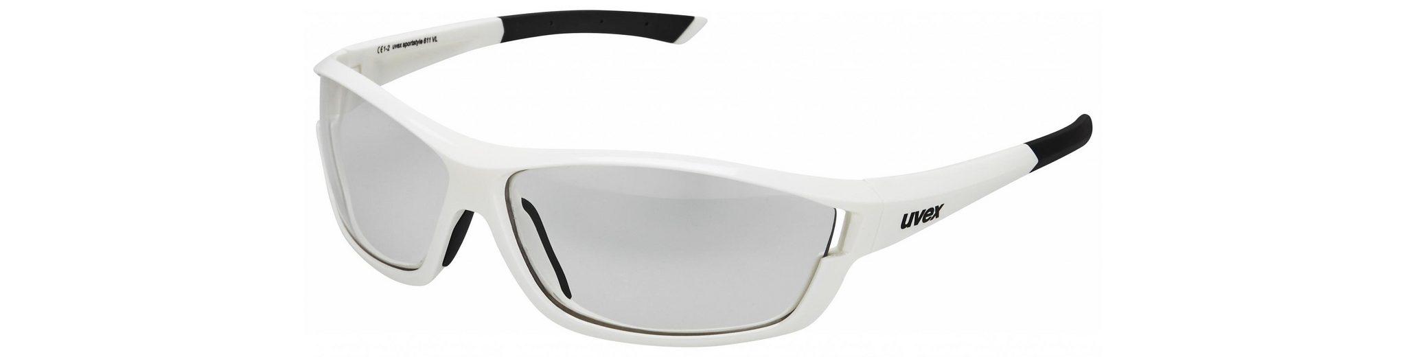 UVEX Radsportbrille »sportstyle 611 VL Brille«