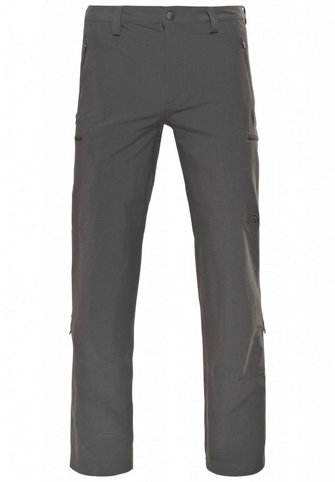 The North Face Outdoorhose »Exploration Pant Short Men« in grau